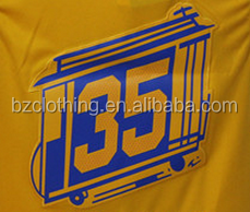 "Golden State Kevin #35 ""The City"" Yellow Stitched National Basketball Jersey"