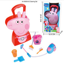 Hot sale kids play house game Cleaning set toys education toys