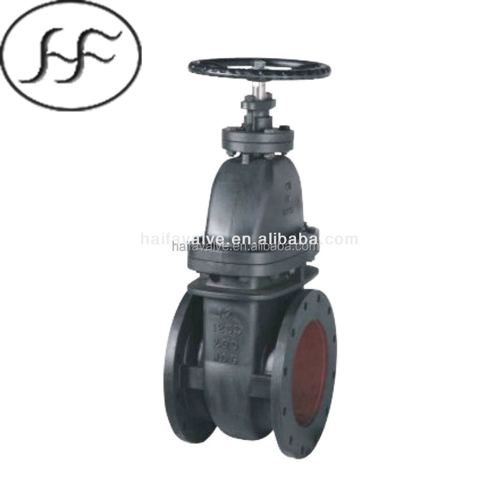 MSS SP-70 CLASS125 NRS CAST IRON GATE VALVE