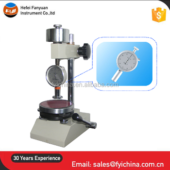 Rubber and Plastic Shore Hardness Tester LX-D