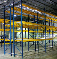 Mingsheng meet iso standard plant selective pallet rack with great price