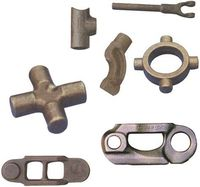 Custom stamped forges parts