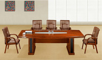 High quality solid wood office meeting table executive conference room furniture(FOH-H2829)