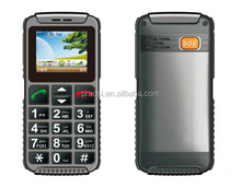 Dual SIM very low price mobile phone for senior citizen cell phone oem with arabic language, menu, keyboard, giftbox