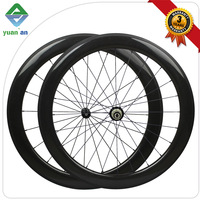 carbon aluminium wheels clincher lightweight carbon wheels R13 carbon wheelset taiwan