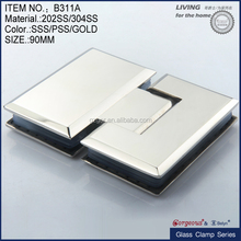 Stainless Steel L Shape Hinges
