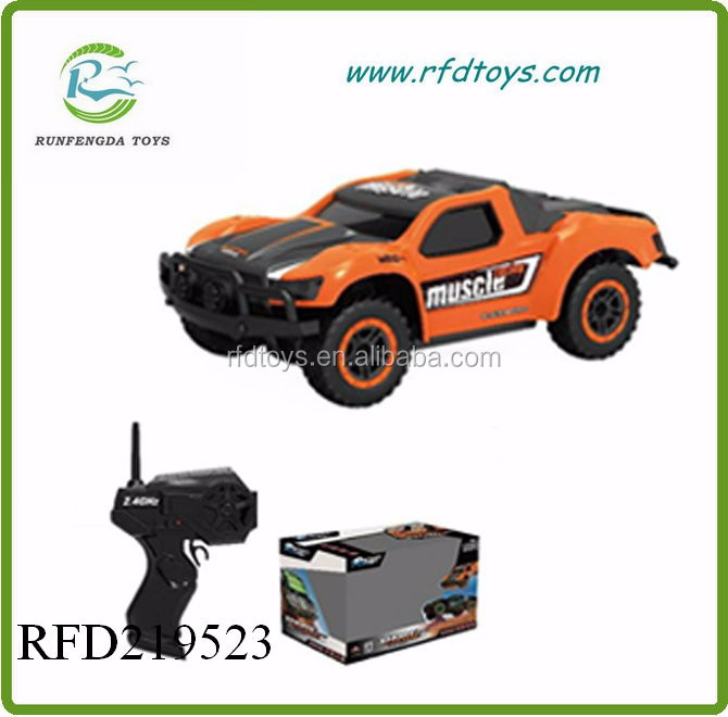 High speed rc toys 2.4G electric 1:18 rc car