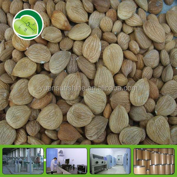Natural plant powder amygdalin extract