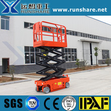 6m cheap hydraulic scissor lift
