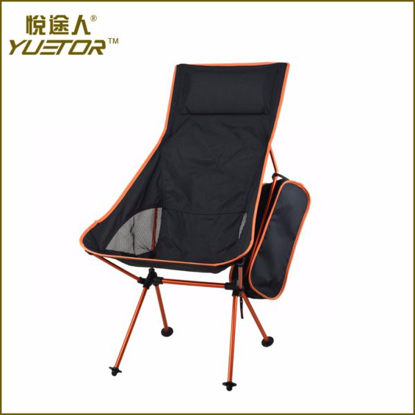 Hot Sellingcamping Outdoor Chair With Adjustable Legs With
