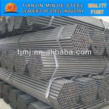 small carbon fiber tube/mild steel round hollow section /ms black pipe quality products pipe