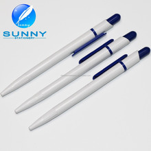 logo customized promotional polymer clay ball pen