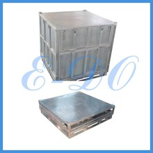 Steel IBC Container/Folding Intermediate Bulk Container IBC