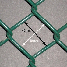 removable chain link fence,diamond shaped steel wire mesh for playground