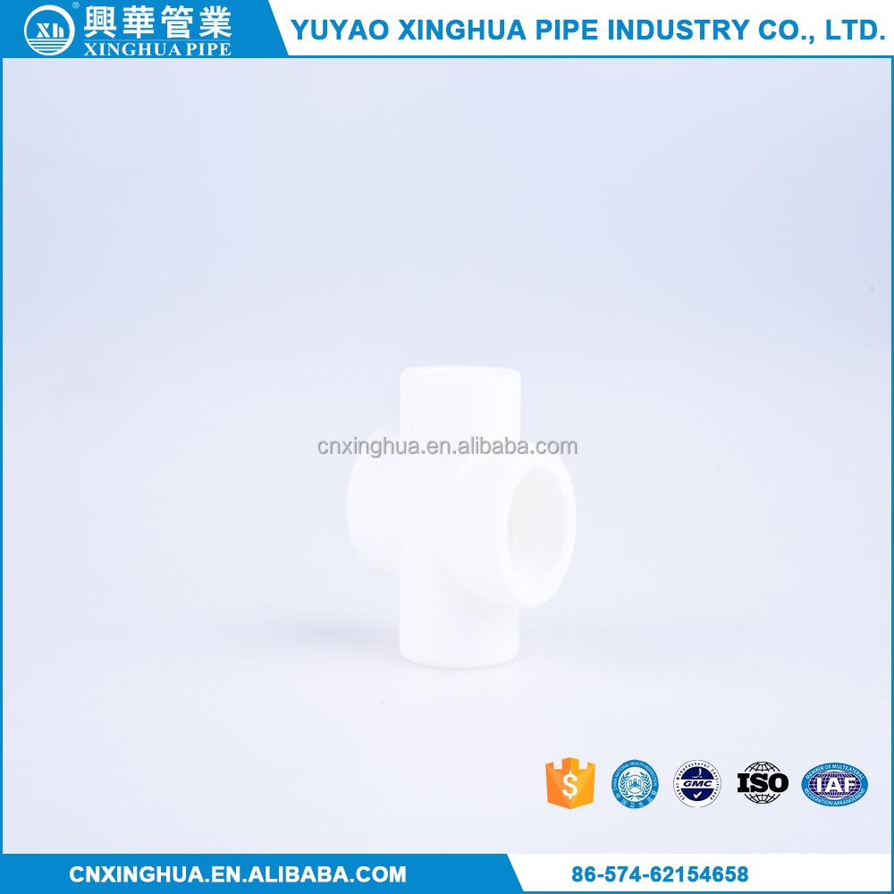 China new design popular ppr plastic plumbing fitting