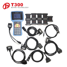 [wholesale price] V15.02 T300 Key Programmer Universal Car Key Transponder English & Spanish