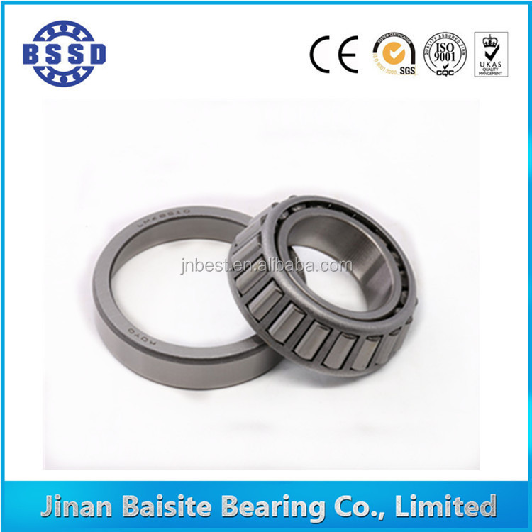Steel Cage Japan Bearings KOYO Tapered Roller Bearing 30304