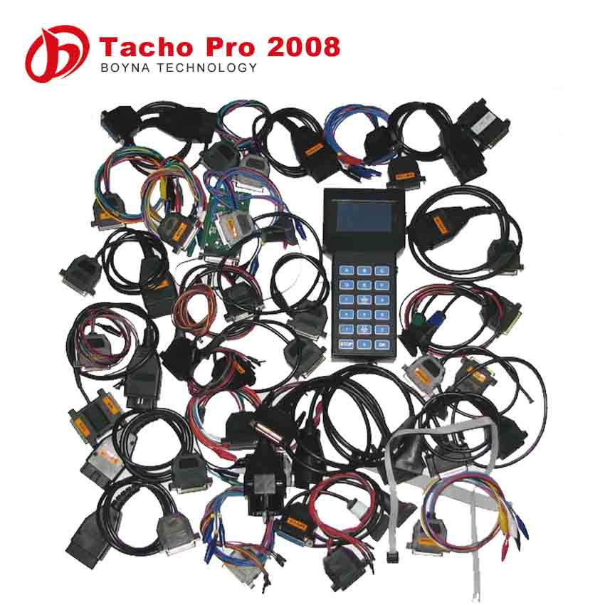 Tacho Pro 2008 July Universal Dash Programmer UNLOCK online shop wholesale