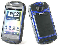 "3.5"" Capacitive Screen Rugged Android Phone (Dual Sim,SC8810, 1.0GHz, WiFi, Dual Camera)(WP-V5A)"