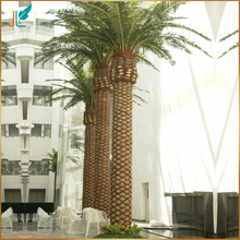outdoor decoration tissue culture artificial date palm tree
