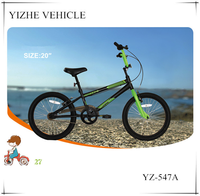 20inch kids bicycle/Steel frame children chopper beach cruiser style bicycle
