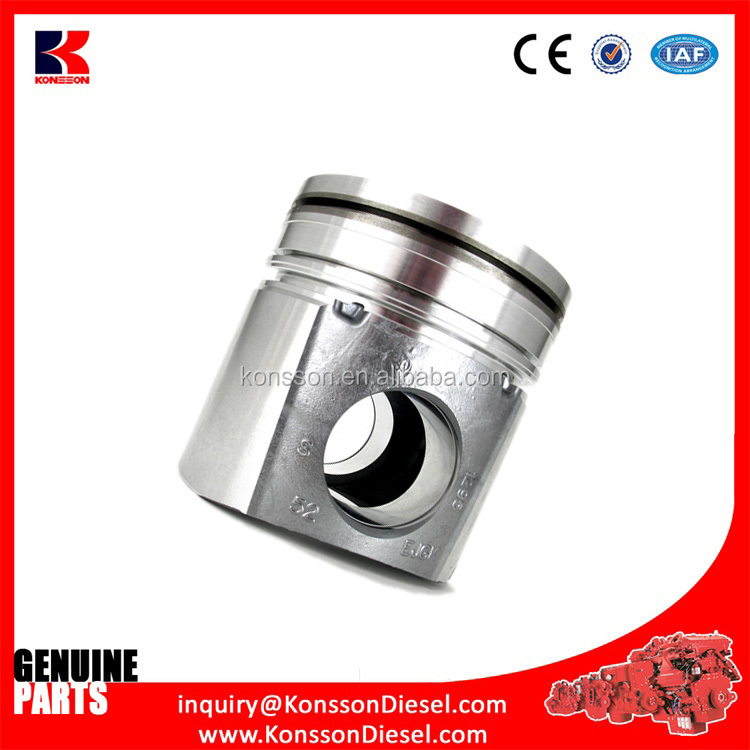 Generator spare parts piston ring FP for heavy duty truck