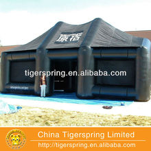 Inflatable Roof Tent Waterproof PVC Material Huge Room