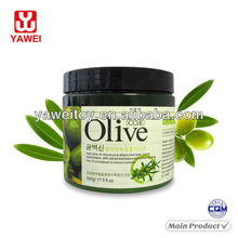 500ml olive oil collagen damaged hair treatment