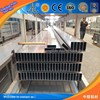 Wholesale!! Aluminium fence price , aluminium fence slats anodized / powder coat square tube , aluminium fence