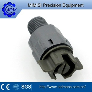 MMS Suzhou manufacture Full cone and High quality good mist sprayer plastic nozzles