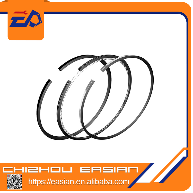 spares parts Lancer G13-H piston ring set OE MD074687 MD078543 RIK 20440 (21001) for MITSUBISHI with 71mm diameter