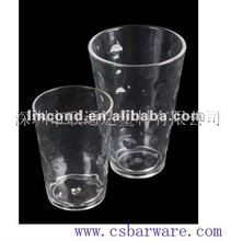 high-tech 8 oz healthy and nice look plastic Tumbler/Cups/Glasses/ kettle/canteen/ water bottle made of Acrylic