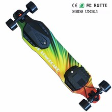 38 in/ Wireless Remote LG Lithium Battery 2000W 22.8MPH Wireless Remote New Motorized Longboard Skateboard Electric