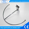 New high quality half round slatwall hook