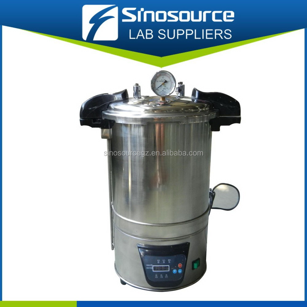 DSX-280B Portable Steam Autoclave Sterilizer