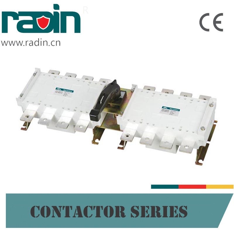 RDGLZ AC DC 125A-3150A changeover load isolation switch