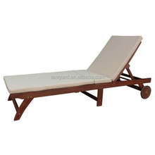 waterproof steamer sun lounger replacement teak chaise cushion
