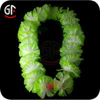 LED Gift China Supplier Orchid Flower Necklace