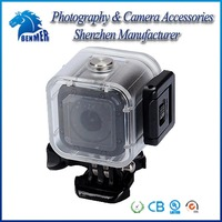 Waterproof Housing for GoPro Hero4 Session Action Camera - For Underwater Use