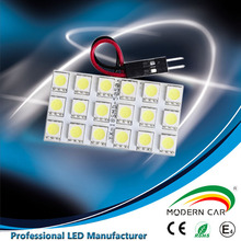 High quality product 18SMD auto dome led reading light