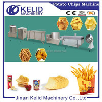 Popular Automatic Frying Potato Chips Machine