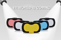 new private model popular eletronics 3d vr HMD for gaming/filming