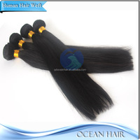 No Chemical Unprocessed Full Cuticle Indian Virgin Hair Silky Straight Wave Sex Vagina