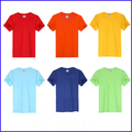 Hot selling 100% ring spun cotton t-shirt wholesale blank fitted superman sofe t-shirt for men
