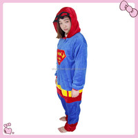 Superman Halloween Mascot costume