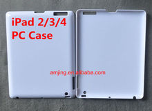 for iPad 2 3 4 Covers Blank White Cases, Customize white covers, Printing blank covers