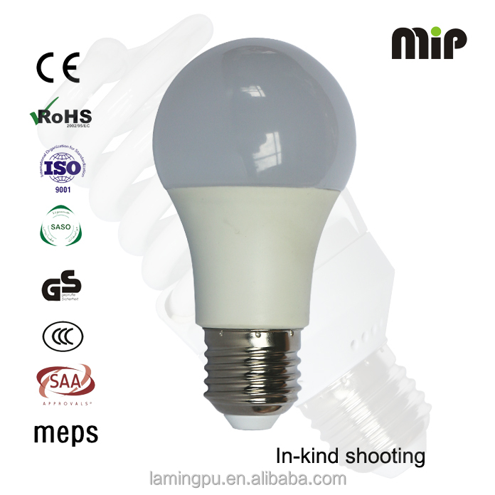 high quality A55 5W led bulb 5w <strong>E27</strong>