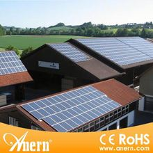 Sun power 5KW renewable energy system with 20pcs*12V/150AH battery