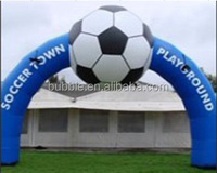 Wow! Wonderful PVC inflatable arch, inflatable race arch fofr sports low price for sale