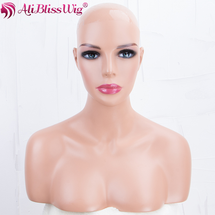 Ali Bliss Wig Cheap Realistic Eco-Friendly Fashion Designer Display Makeup Colored Fiberglass Sexy Female Mannequin for Women